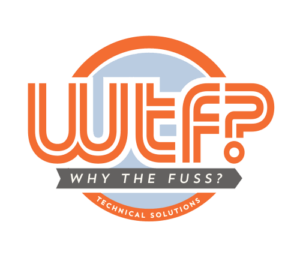 Why The Fuss? Technical Solutions logo