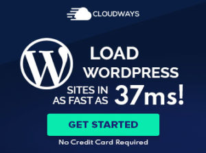 Host your website with Cloudways